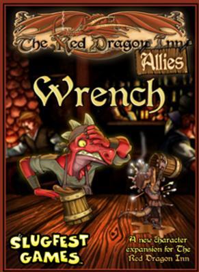 Red Dragon Inn Allies Wrench Red Dragon Inn Expansion N A