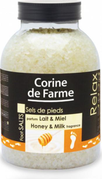 Sare De Baie Corine De Farme 1.3 Kg Relax Milk and Honey