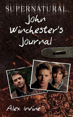 Supernatural John Winchester s Journal Carti