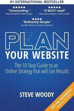 P L A N Your Website