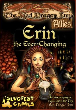 Red Dragon Inn Allies Erin the Ever Changing Red Dragon Inn Expansion N A