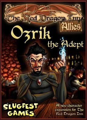 Red Dragon Inn Allies Ozrik the Adept Red Dragon Inn Expansion N A