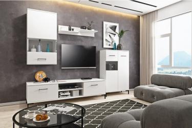 Set mobilier living Verona 2 Alb Seturi mobila living