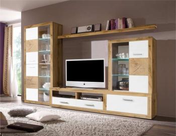 Set mobilier living Woods