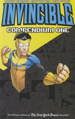 Invincible Compendium Volume 1 Carti