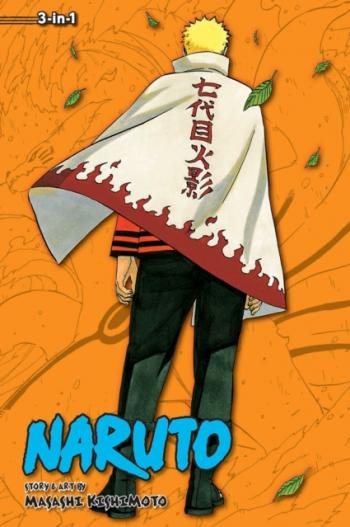 Naruto 3 In 1 Edition Vol 24 Includes Vols 70 71 72 Carti