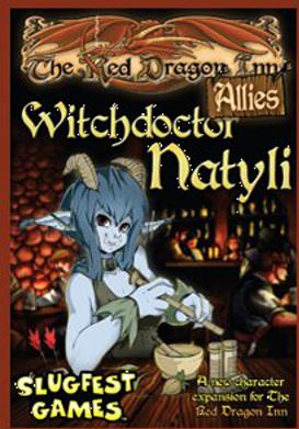 Red Dragon Inn Allies Witchdoctor Natyli Red Dragon Inn Expansion N A