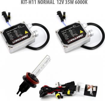 Kit xenon H11 normal 12V 35W 6000K