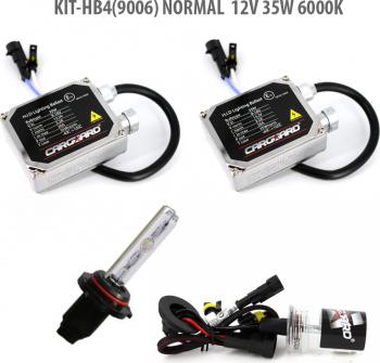 Kit xenon hb4 9006 Normal 12v 35w 6000k