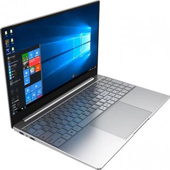 Laptop HeroBook Intel Core i3 2.4 GHz memorie 8GB SSD 256GB 15.6 FHD tastatura iluminata Windows 10 Pro