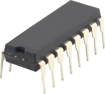 Circuit integrat poten iometru digital DIP16 I2C 2 canale MAXIM INTEGRATED DS18030 100