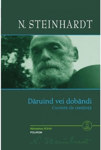 Daruind vei dobandi +CD - N. Steinhardt
