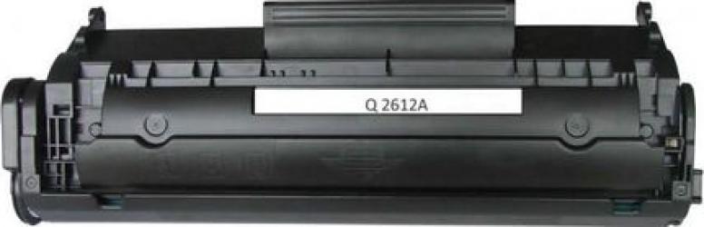 Cartus toner Imago Print Premium Compatibil HP Q2612A HP LaserJet 1010 1012 1015 1018 1020 1022 1022 N 1022 NW Laserjet 3000 3015 Laserjet