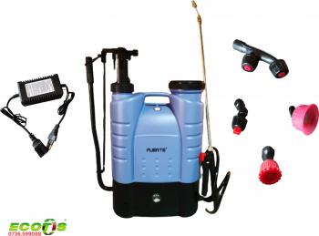 Pompa de stropit electrica cu acumulator-16 litri-Fuerte Atomizoare si pompe de stropit