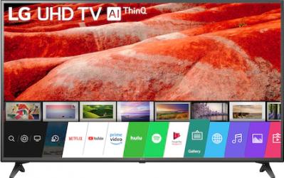 Televizor LG 49UM7050 123 cm Smart 4K Ultra HD LED
