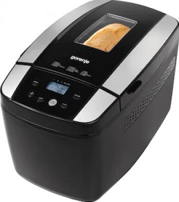 Masina de facut paine GORENJE BM1210BK 12 programe 800W 1200 g Negru