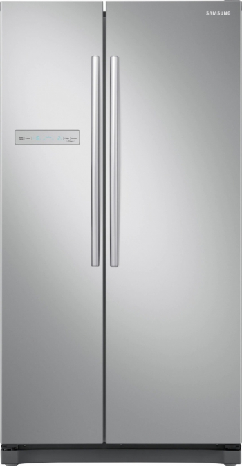 Frigider Samsung RS54N3003SA/EO Clasa F 535 l Full No Frost Metal Graphite Frigidere Side By Side