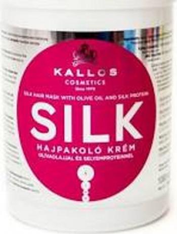 Tratament Silk cu Ulei de Masline Kallos 1000 ml