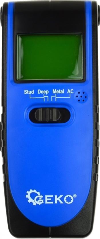 Detector de metale tip nr 1 GEKO G03360 Detectoare de metale