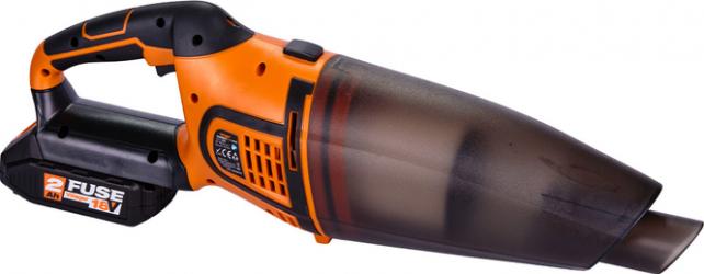 Aspirator cu acumulator FUSE VVC 6020 + accesorii fara baterie si incarcator VILLAGER