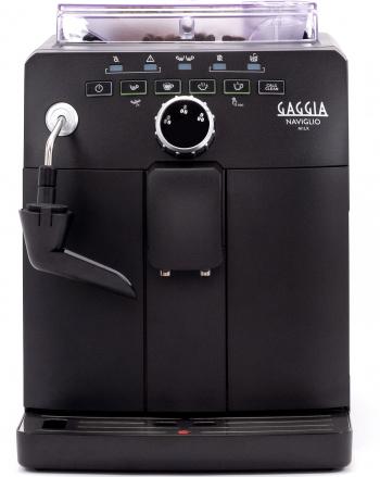 Espressor automat Gaggia Naviglio Milk Capuccinator 1850 W 1.5 L 15 bar Negru