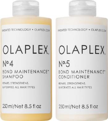 Kit intretinere Olaplex N.4 Bond Maintenance sampon 250 ml + N.5 Bond Maintenance balsam 250 ml