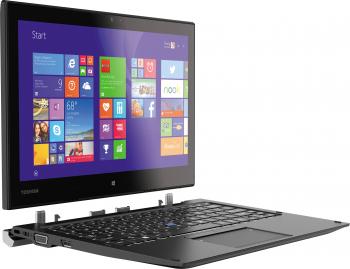 Toshiba Z20T-C Ultrabook 2in1 FHD Touchscreen cu Intel M7 Gen 6 Skylake 8GB RAM SSD M.2 256GB LTE 4G Win10 Pro SH