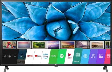 Televizor LG 49UN73003LA LED Smart 123 cm 4K Ultra HD HDR 10 PRO Negru