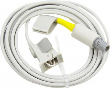 Senzor SpO2 reutilizabil pediatric pulsoximetru profesional Contec CMS60D