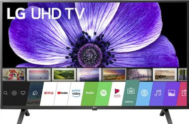 Televizor LED 139 cm LG 55UN70003LA 4K Ultra HD Smart TV Televizoare