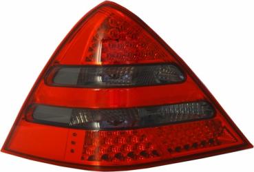 Stop Stanga LED compatibil cu Mercedes Benz SLK R170 2000-2004 Rosu