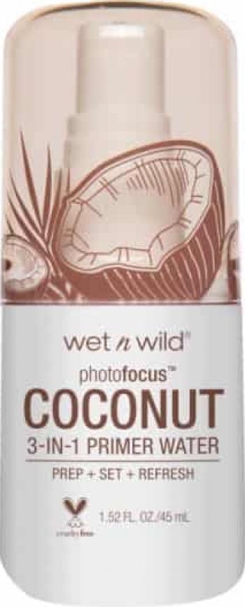 3 in 1 Primer-Fixator-Revigorant Wet n Wild Photo Focus Primer Water In Love With Coco 45ml
