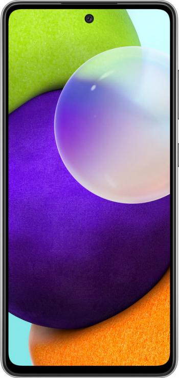 Telefon mobil Samsung Galaxy A52 128GB Dual SIM 4G Black