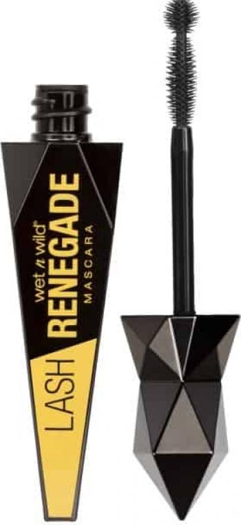 Mascara pentru volum Wet n Wild Lash Renegade Multi Dimensional C145A Brazen Black 8ml