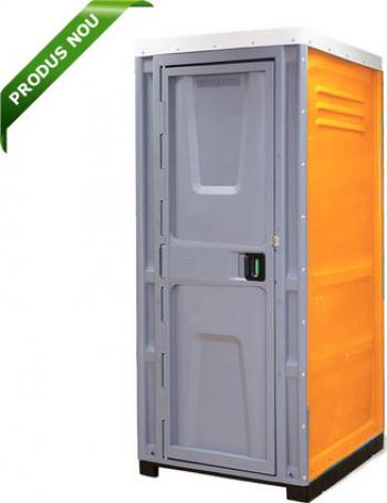Toaleta cabina ecologica racordabila cu lavoar ICTET03P Portocaliu Toalete ecologice