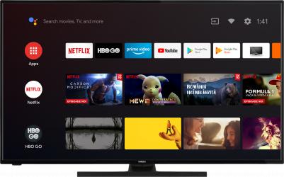 Televizor LED Smart Horizon 32HL7390F/B Full HD 80 cm Android Televizoare