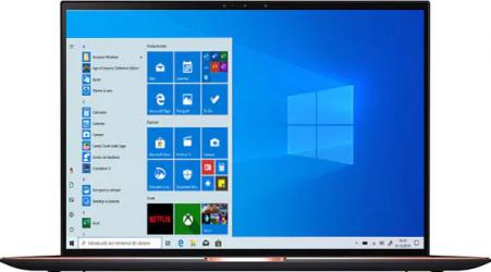 UltraBook ASUS ZenBook S UX393EA Intel Core (11th Gen) i7-1165G7 1TB SSD 16GB Intel Xe 3.3K Win10 Pro Tast. ilum. Jade Black Laptop laptopuri