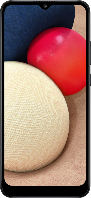 Telefon mobil Samsung Galaxy A02s Dual SIM 32GB Negru Telefoane Mobile