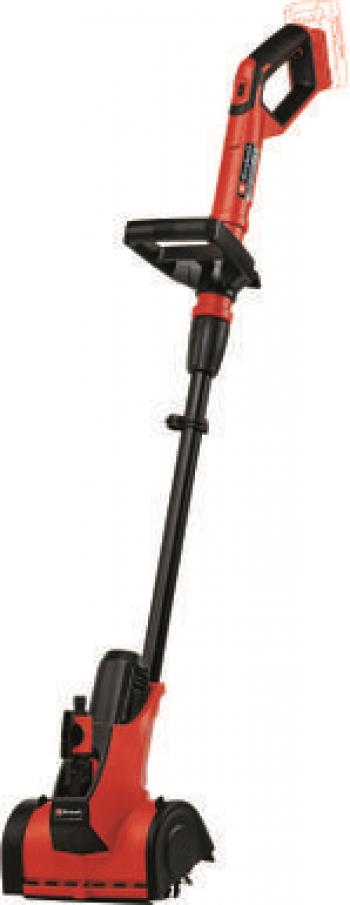 Perie fara fir Einhell Picobella 18V 215 mm Rosu