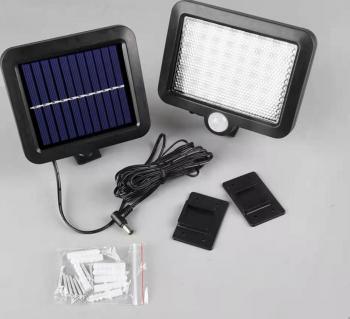 Lampa LED solara ICTEA18N Toalete ecologice