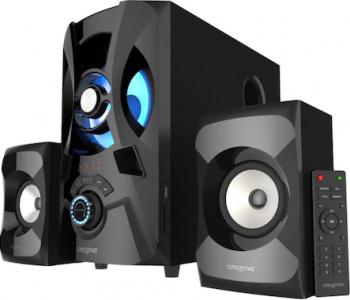 Boxe 2.1 Creative SBS E2900 Powerful Bluetooth Negru