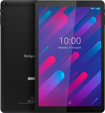 Tableta Kruger Matz Eagle 1070 10.5inch 128GB WiFi 4G Android 10 Negru