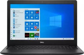 Laptop Dell Vostro 3501 Intel Core (10th Gen) i3-1005G1 256GB SSD 4GB HD Win10 Pro Accent Black