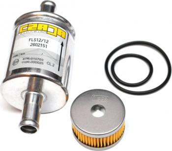 Set filtre GPL pentru instalatiile Tomasetto si Fratelli Sistem aprindere