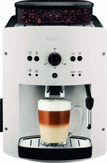 Espressor automat Krups Espresseria Automatic EA8105 Alb