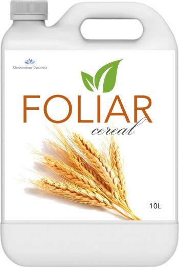FOLIAR CEREAL 10L - Biostimulator cu continut de microorganisme benefice si carbon organic pur pentru culturile de paioase Pamant flori si ingrasaminte
