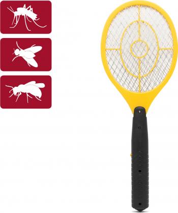 Paleta Plici Electric pentru Muste si Insecte Dimensiuni 45x16 cm Articole antidaunatori gradina