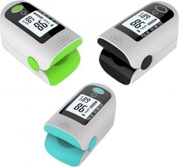 Pulsoximetru X1805 Dispozitiv Medical De Inalta Precizie Portabil Cu Afisaj OLED Indica Nivelul De Saturatie A Oxigenului Din Sange