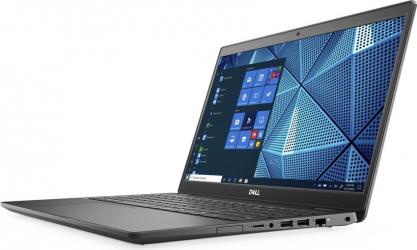 Laptop Dell Latitude 3510 Intel Core (10th Gen) i7-10510U 256GB SSD 8GB FullHD Win10 Pro Tast. ilum. FPR Grey
