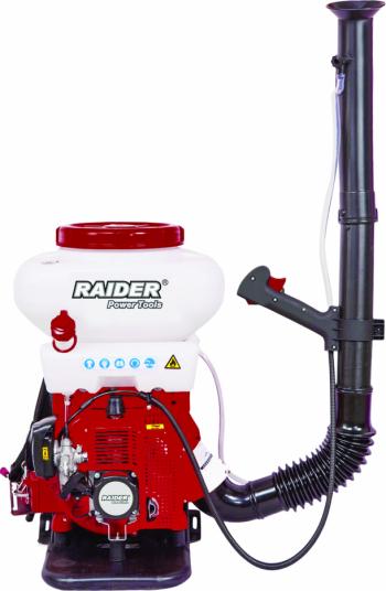 Atomizor cu pompa verticala Raider RD-KMD02 3CP 2.2 kW benzina Atomizoare si pompe de stropit